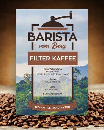 Bio Kaffeerösterei Barista vom Berg GmbH